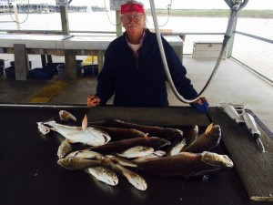 Matagorda bay fishing guides report may 15 2015 for East texas fishing report
